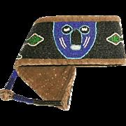 African Yoruba Beaded Belt