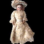 Pretty antique FG fashion doll  circa 1870