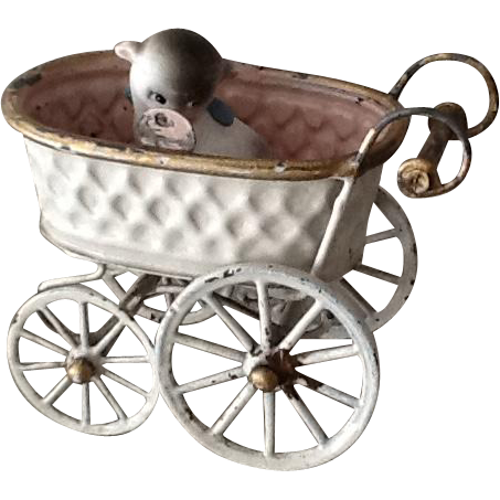 Antique Baby Carriages & Buggies eBay