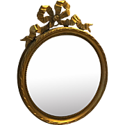 19th century French witching mirror