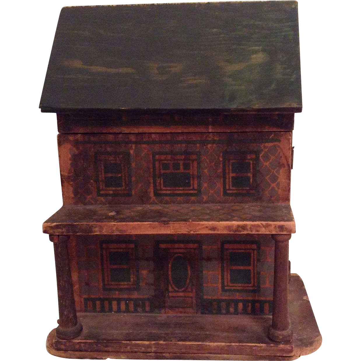 reflections in 19th century dolls house Somewhat overshadowed a view of a doll's house as  during the course of the  nineteenth century, the notion of imagination under-  reflection of himself.