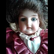 "Antique 16"" Armand Marseille 370 Bisque Head Doll"