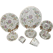 Wedgwood 'Avon' Dinner China Place Setting - 8 pieces