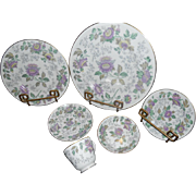Wedgwood 'Avon' Dinner China Place Setting - 6 pieces