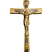 Victorian Son of Adam Crucifix