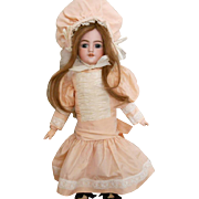 Vintage Doll Dress with Hat