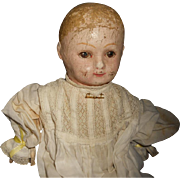Sweet Rolllinson Cloth and Oil Painted Bebe Doll