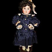 Antique French SFBJ 27 cm Bleuette 60 PARIS 8/0 Doll
