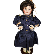 Antique French SFBJ 27 cm Bleuette 60 PARIS 8/0 Doll