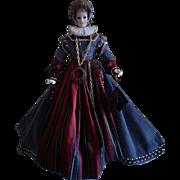 Vintage Ladye Fayre Regal Artist Doll