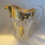 Heisey Prince of Wales, Plumes Creamer