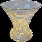 Heisey Colonial Sweet Pea Vase