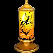 1926 DeVilbiss Perfume Lamp