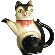 Darling 1940-50s Cortendorf Cat Teapot