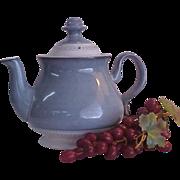 Denby Castile Teapot