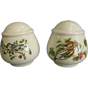 Portmeirion Birds of Britain Salt and Pepper Shakers