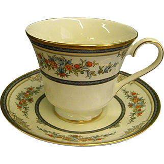 Minton Stanwood China Cups and Saucers