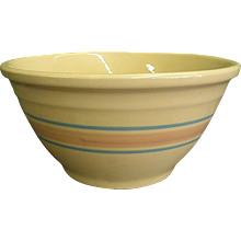 Vintage McCoy Oven Ware Large Mixing Bowl