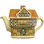 Sadler English Country Cottages Ivy House Teapot