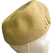 Classy 1940s Cathay of California Hat