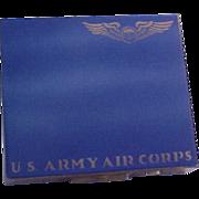 World War II Era U. S. Army Air Corps Compact
