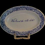 Darling Copeland Spode Italian Mini-Platter