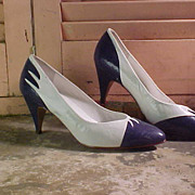 Vintage Oleg Cassini High Heels