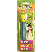 1985 Warner Bros. Tweety Bird Pez Dispenser