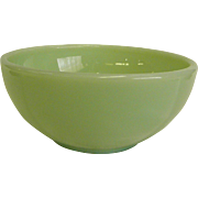 Anchor Hocking Fire King Jadeite Chili Bowl