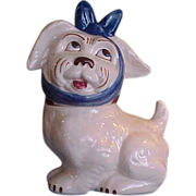1940-50s Shawnee Pottery Muggsy Cookie Jar