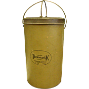 Wonderful 1920s Thermopak Ice Cream Carrier
