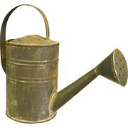 Vintage Small Tin Watering Can