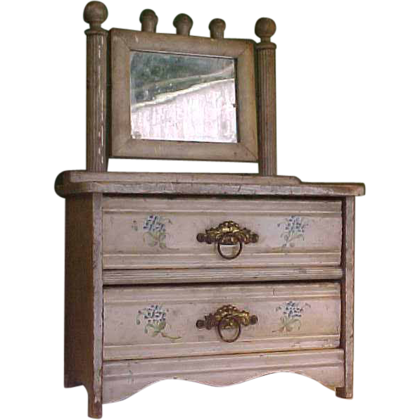 Old Fashioned Dresser To Sell