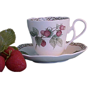 Royal Orchard by Noritake Cups and Saucers - Red Tag Sale Item