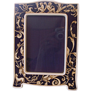 Wedgwood Bone China Cornucopia Picture Frame