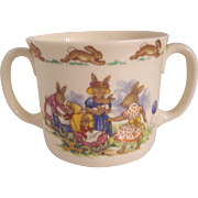Royal Doulton Bunnykins 2-Handled Cup
