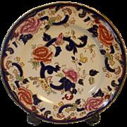 Mason's Ironstone Mandalay Dinner Plate