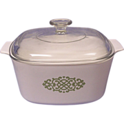 Corning Medallion 3 Quart Casserole