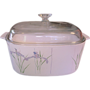 Corning Shadow Iris 5 Liter Casserole
