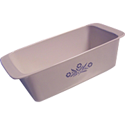 Corning ware Cornflower Blue Loaf Pan