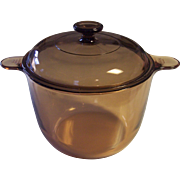 Corning Vision Amber 3.5L Stock Pot France