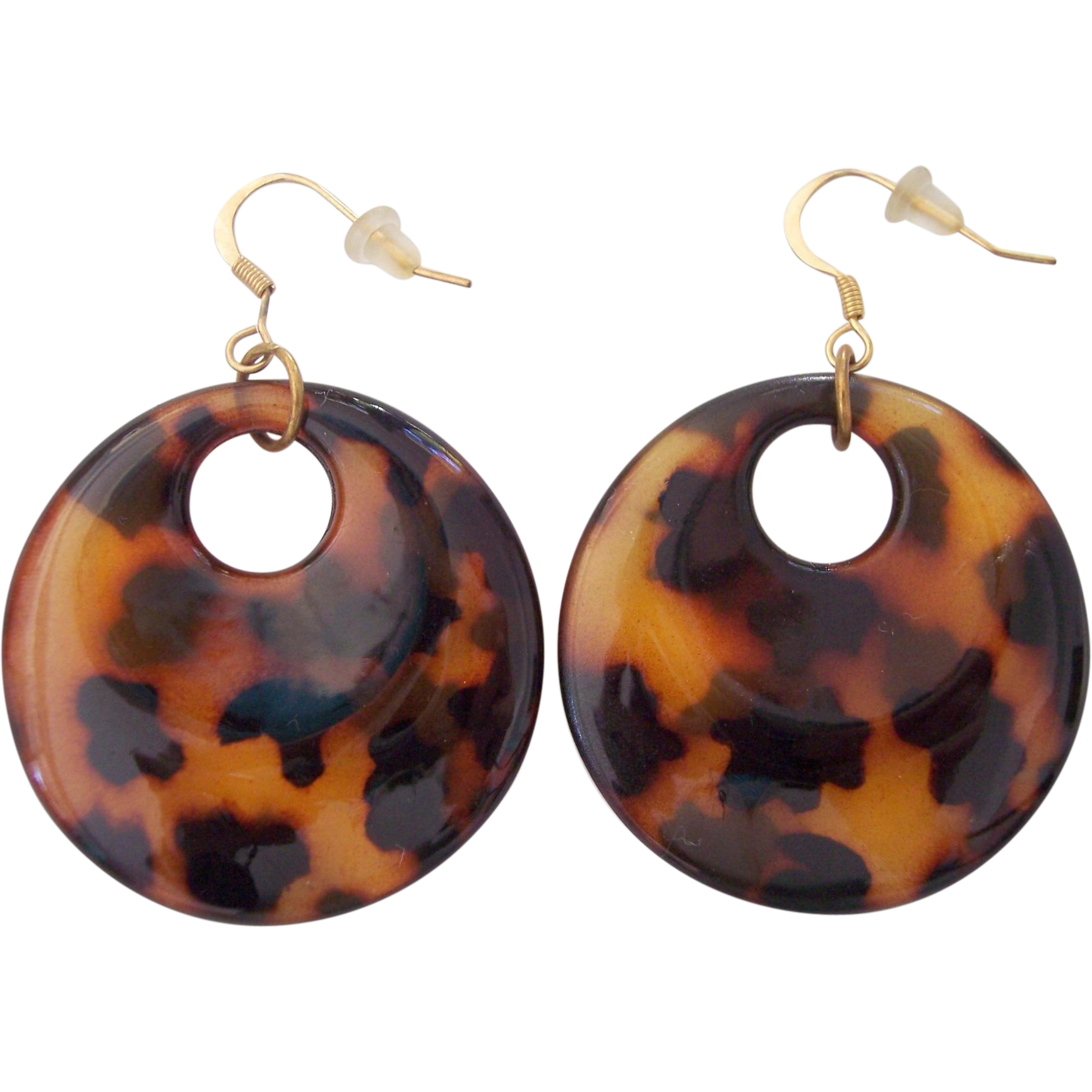tortoise product faux maestro hennessy shell camellia earrings carved