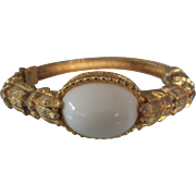 Early K.J.L. Kenneth Jay Lane Cabochon Bracelet