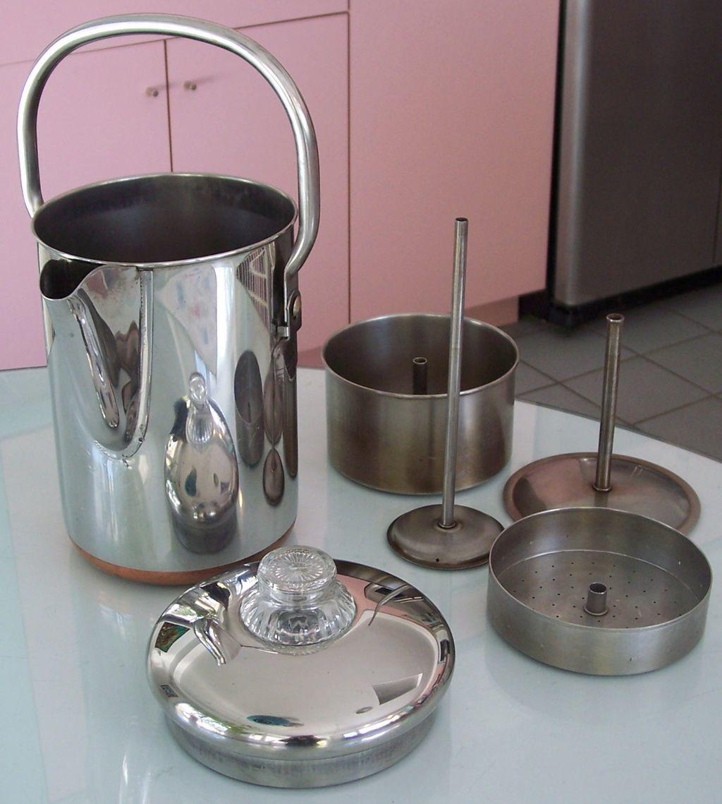 Revere Ware 14 Cup Coffee Percolator Copper Clad Pot SOLD