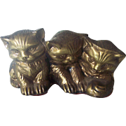 Jennings Bros Kittens Figurine