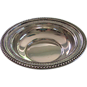Sterling Silver Pierced Bowl Amston