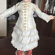 Gorgeous Antique Doll Ensemble