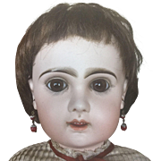 Adorable Antique Jumeau Doll