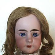 Beautiful Antique Simon Halbig Doll 949 with Long face and square teeth