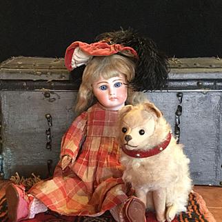Antique Sonneberg or Belton Doll